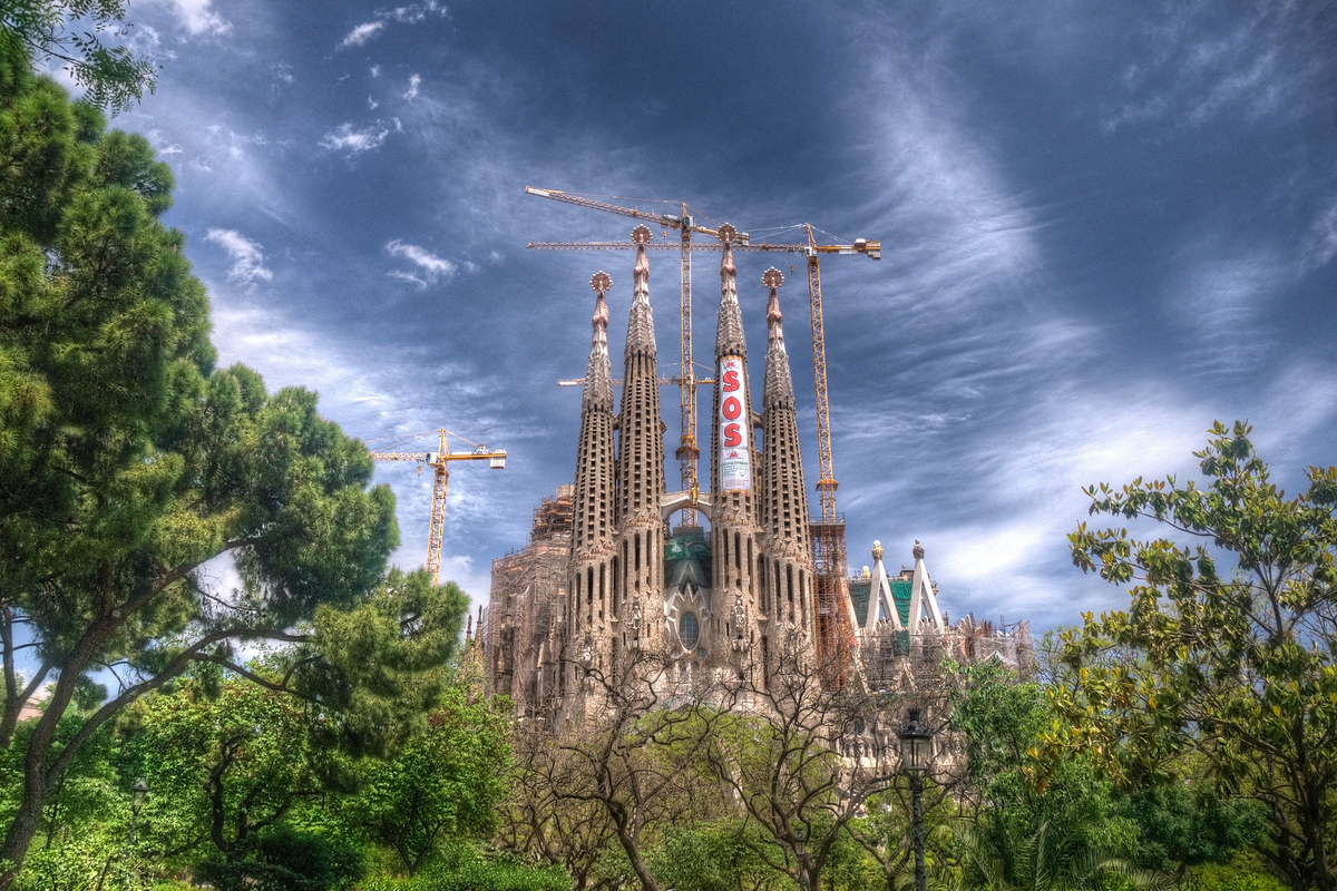 UNESCO World Heritage Site #114: Works of Antoni Gaudi