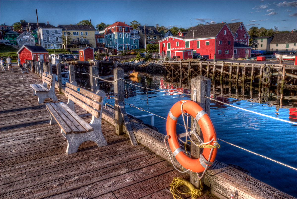 UNESCO World Heritage Site #119: Old Town Lunenburg