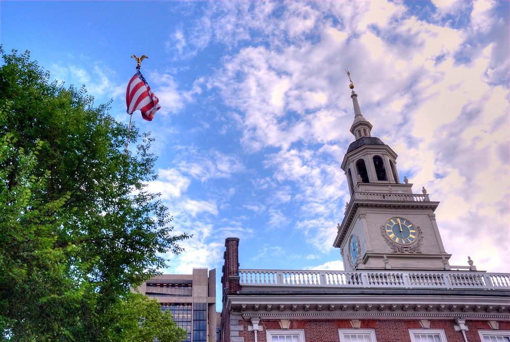 UNESCO World Heritage Site #117: Independence Hall