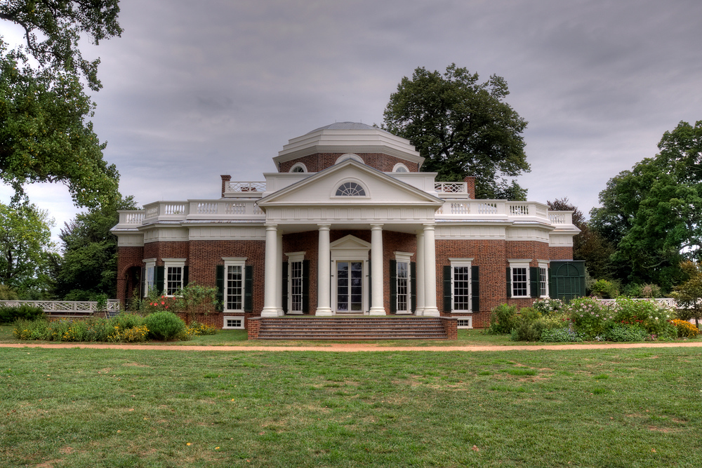 UNESCO World Heritage Site #116: Monticello and the University of Virginia in Charlottesville