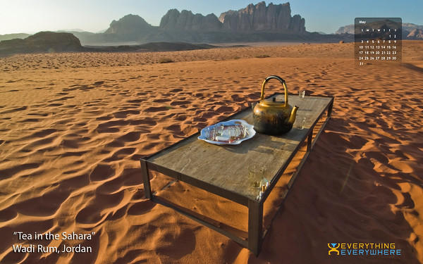 Wadi Rum - Gary Arndt