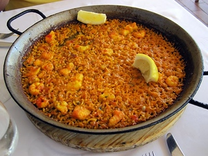 Paella aka Spanish Rice