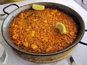 Paella aka Spanish Rice